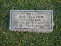 Mary <i>Christie</i> Fike