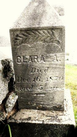 Clara A Crumling