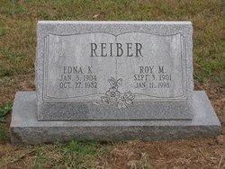 Edna K. <i>Aldinger</i> Reiber