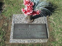 Edward Lee Bowles