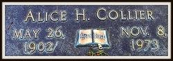 Alice <i>Hodgins</i> Collier
