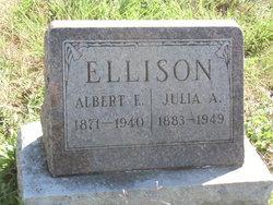 Albert E Ellison
