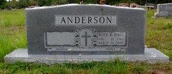 Betty R. <i>Dykes</i> Anderson
