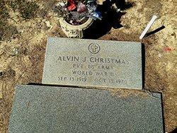Alvin J. Christmas
