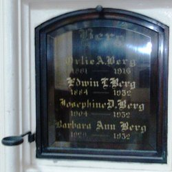 Edwin Le Roy Berg