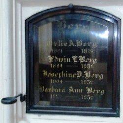 Barbara Ann Berg