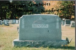 Arthur Linwood Benson