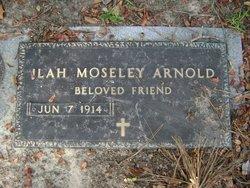 Ilah <i>Moseley</i> Arnold