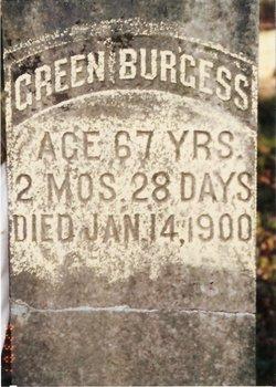 Green Burgess