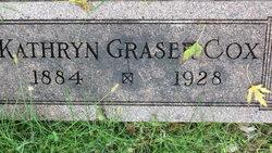 Kathryn <i>Graser</i> Cox