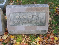 Rose <i>Otteni</i> Metz