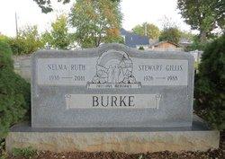 Nelma Ruth <i>Buckler</i> Burke