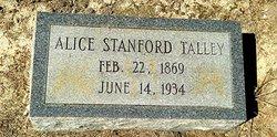 Alice <i>Stanford</i> Talley