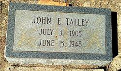 John E. Talley