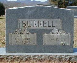Estelle <i>Fulcher</i> Burrell