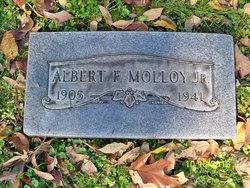Albert Frederick Hoysted Molloy, III
