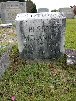Elizabeth <i>Brown</i> McDaniel