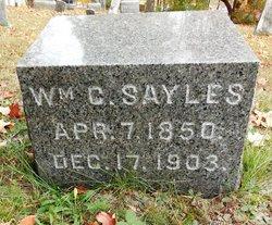William C. Sayles