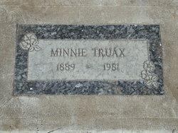 Minnie <i>Otto</i> Truax