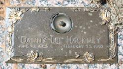 Danny Lee Hackney