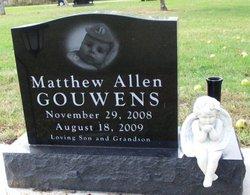 Matthew Allen Gouwens