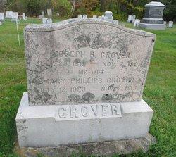 Mary <i>Phillips</i> Grover