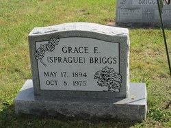 Grace E. <i>Monroe</i> Briggs