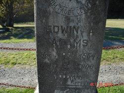 Edwin A. Adams