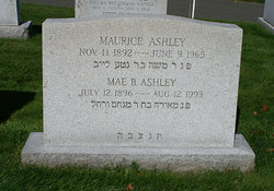 Mae B. <i>Weinberg</i> Ashley