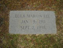 Eula Marion Lee