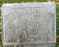 Mary <i>Cadwallader</i> Bundy