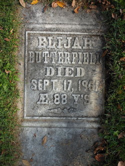 Elijah Butterfield