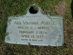 Ada Virginia Asbell