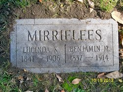 Lucinda <i>Kellogg</i> Mirrielees