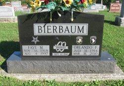 Faye M. <i>Hensley</i> Bierbaum