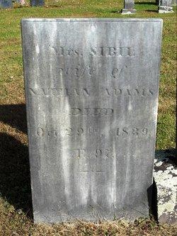 Sibil <i>Ward</i> Adams
