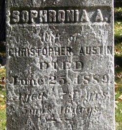 Sophronia Austin