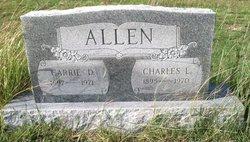 Carrie Delilah <i>McGilvray</i> Allen