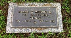 Frank Francine Wilson, Jr