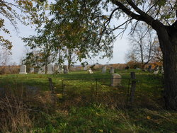 New Adamsville Cemetery