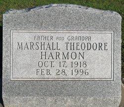 Marshall Theodore Harmon