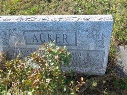 Alvin K Acker
