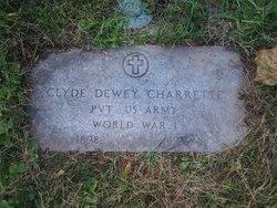 Clyde Dewey Charrette