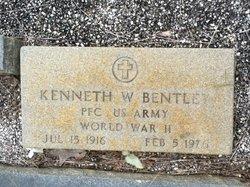 Kenneth W Bentley