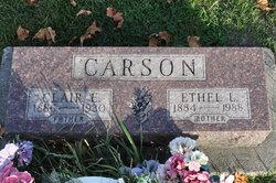 Clair E Carson