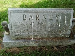 Harry Earl Barney