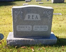 Robert W Rhea, Sr