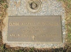 Clyde Austell Cloninger