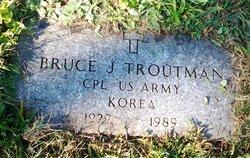 Bruce James Troutman