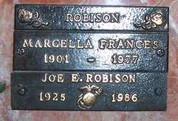Marcella Frances Robison